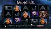 Cliquez ici pour jouer à la machine à sous Vidéo: BattlestarGalactica en version Flash...