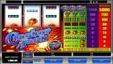 Cliquez ici pour jouer à la machine à sous Vidéo: Cracker Jack en version Flash...