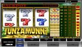 Click Here to View this Progressive Video Slot Flash Game: Tunzamunni...
