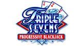 Triple 7s Progressive Blackjack™ Jackpot